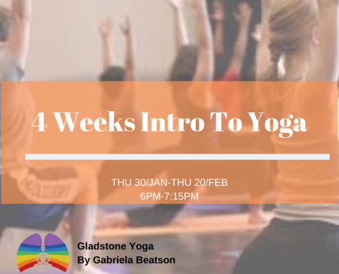4 Weeks Intro to Yoga - Instagram