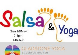 Salsa and Yoga May